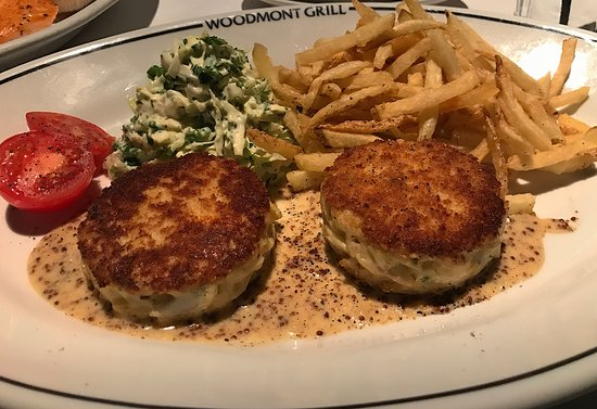 Bethesda, MD: Crab Cakes with Mustard Sauce