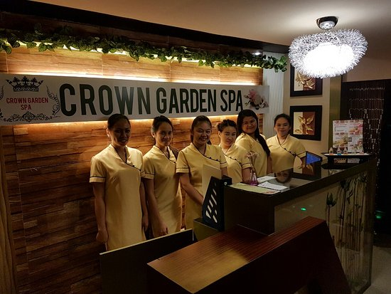 Crown Garden Spa
