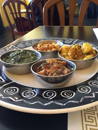 Great Indian Restaurant In Short Pump Va Review Of