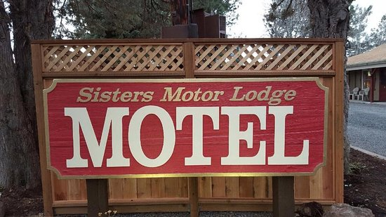 Sisters Motor Lodge: Don't forget: the best rates happen when you call our front desk! Give us a ring today: 541-549-