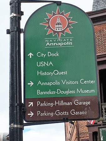 Annapolis Visitor Center