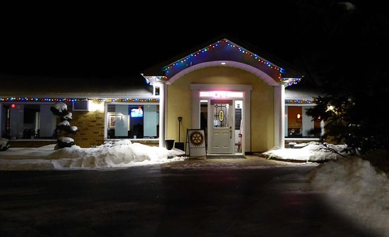 Kemptville, Καναδάς: Entrance to the Rideau Restaurant