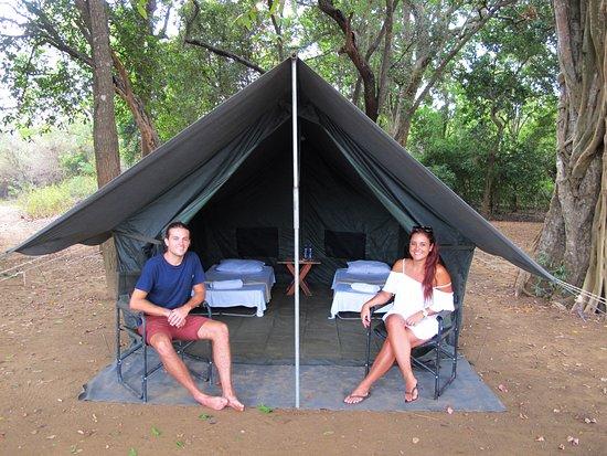 Ruhunu Safari Camping Uda Walawe