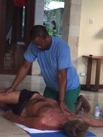 Physiotherapy Massage Bali