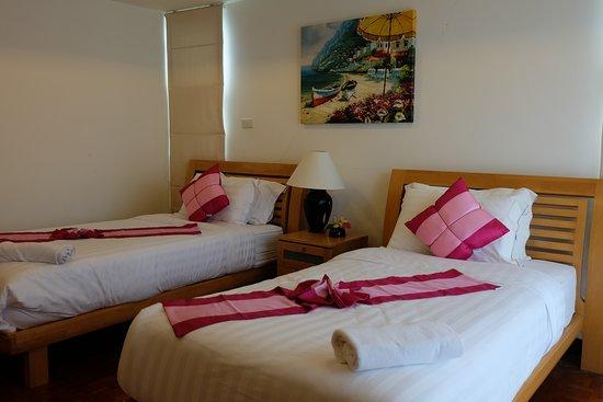 SeaRidge Resort: ห้องนอนแบบเตียงเดี่ยว