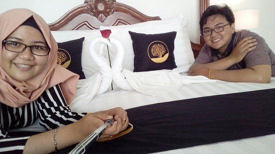 I loved everything about Ashoka Tree Resort Ubud. I'll come back latter for 2nd honeymoon :)