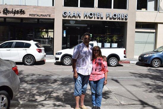 Trinidad, أوروجواي: Gran Hotel Flores .- Trinidad .- Flores.