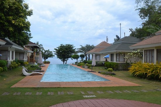 Bali Bali Beach Resort: very limited villa rooms make this a cozy private resort for families