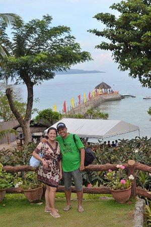 Bali Bali Beach Resort: view from top down