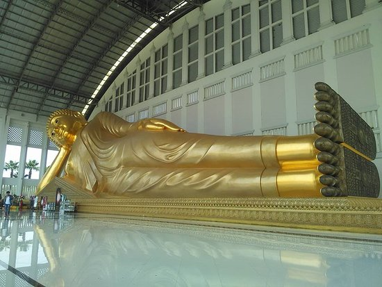 Wat Sukhumaram: สวยงามมากๆเลย