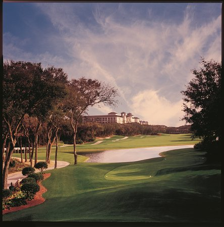 The Ritz-Carlton, Amelia Island: Championship Golf on Property