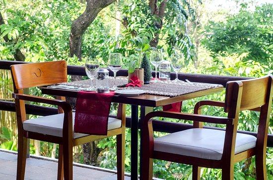 Mandala Spa U0026 Resort Villas: Prana Restaurant