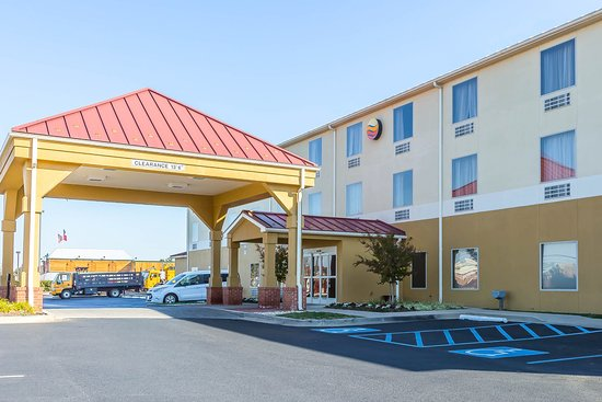 Comfort Inn Frederick Maryland