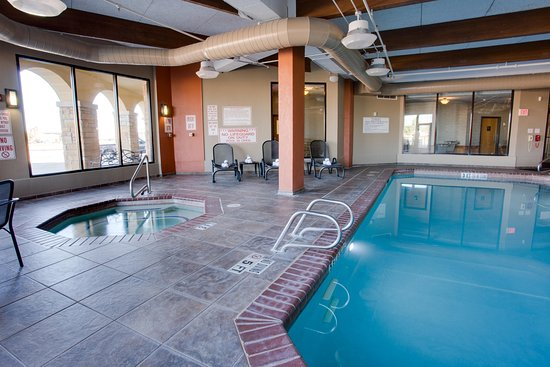 Drury Inn & Suites Amarillo: Indoor Pool & Whirlpool