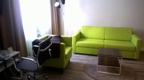soggiorno - Bild von EHM Hotel Offenburg City, Offenburg - TripAdvisor