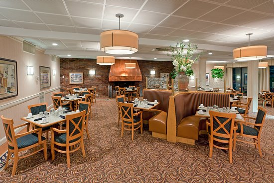 Holiday Inn Johnstown - Gloversville: Restaurant