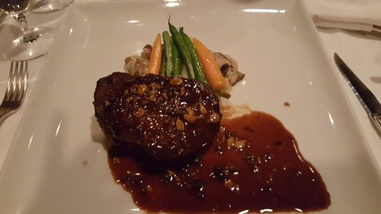 Windjammer: It was a wonderful night with the staff; celebrating coworker / 35years. My steak was cooked to