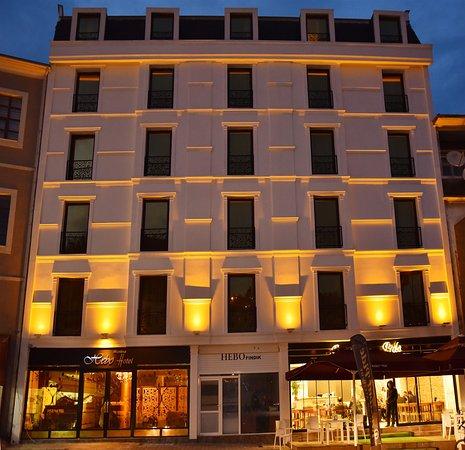 Hebo Marina Hotel
