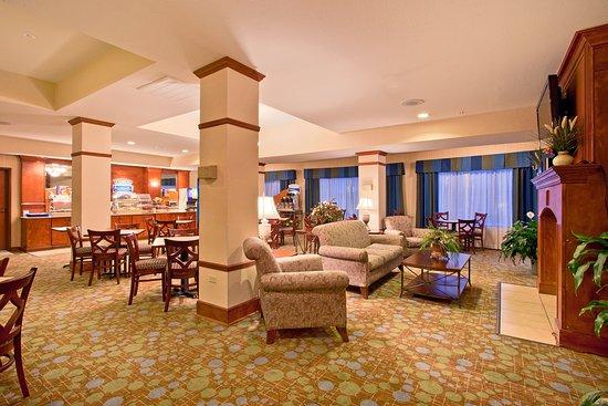 Holiday Inn Express Enterprise: Breakfast Bar