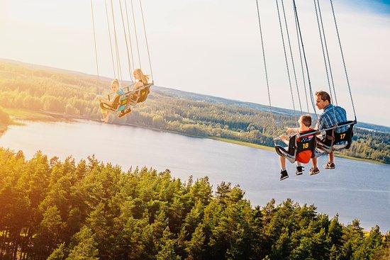 Kouvola, Suomi: Tykkimäki Amusement Park 2