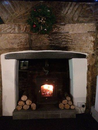 Yatton, UK: Christmas