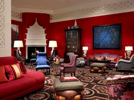 Kimpton Hotel Monaco Portland: Living Room 3
