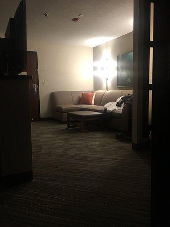 Hyatt Place Boise/Towne Square Room lighting is subpar & Room lighting is subpar - Picture of Hyatt Place Boise/Towne Square ...