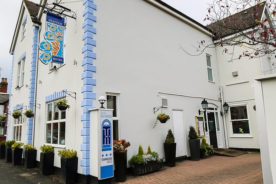 The Peacock Townhouse Hotel
