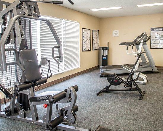 Seneca, SC: Fitness Center