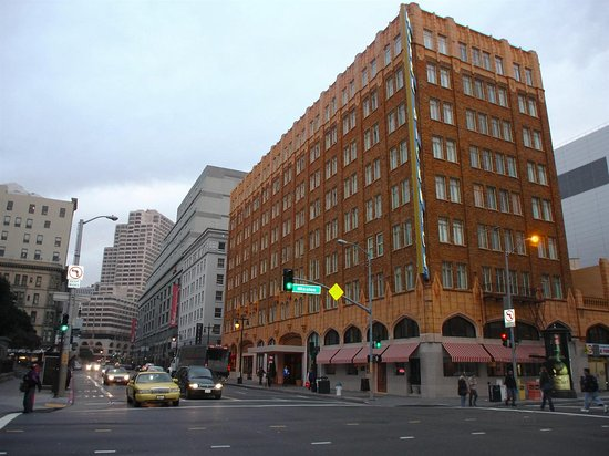 The Pickwick Hotel San Francisco: Exterior view