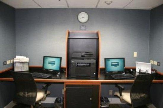 San Bruno, CA: Business Center