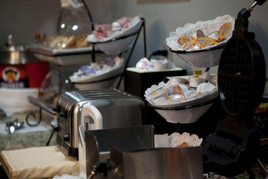 San Bruno, Kalifornia: Breakfast Bar