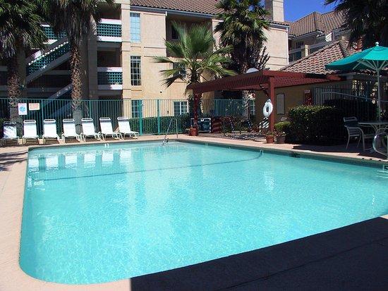 San Bruno, Kalifornia: Pool View