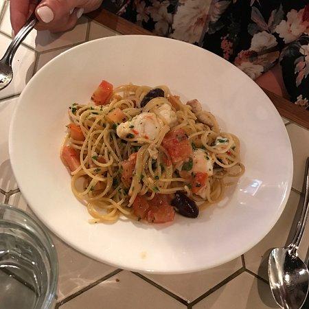 Merchant: Spagattini special