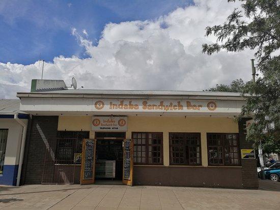 Amazing Cafe in Bulawayo