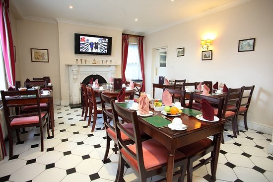 Charleville Lodge: 607076 Restaurant