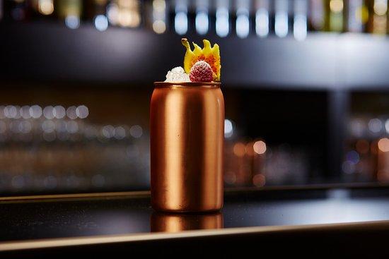 Sumosan Twiga: cocktail