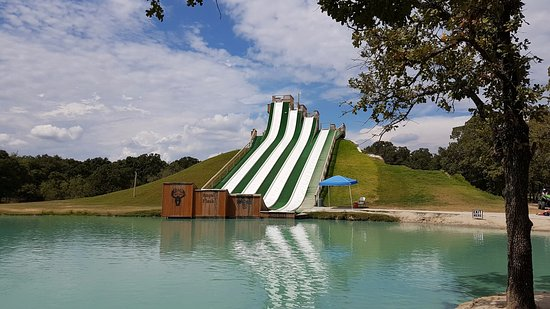 BSR Cable Park: Awesome slides!