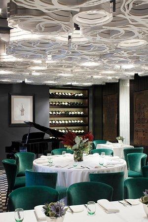 Hotel Bergs: RestaurantBergs