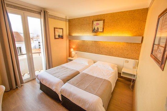 Hotel Mondial : Chambre Twin