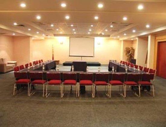 Howard Johnson Plaza Hotel Las Torres: Meeting Room