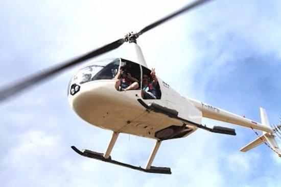 Montfavet, Frankrijk: R44 en Prise de vue Aérienne