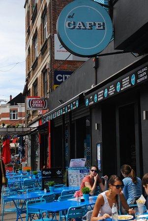 Photo of Mexican Restaurant El Café at 463, Avenue De La Couronne, Brussels 1050, Belgium