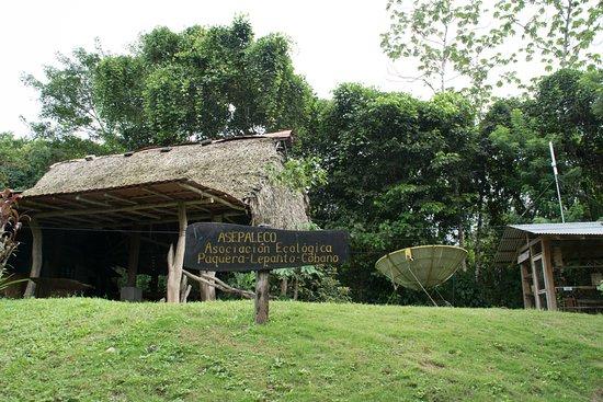 Karen Mogensen Nature Reserve, Costa Rica: area della posada