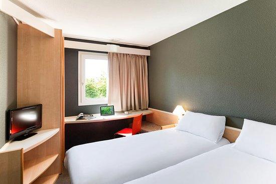 chambre double standard de 12m² avec moquette - Photo de Ibis ...