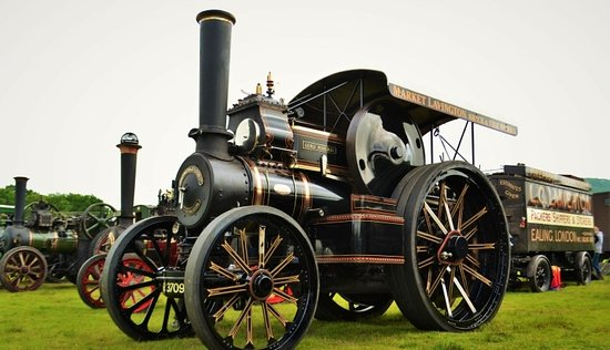 Wiston Steam Rally