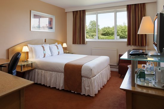 Hothfield, UK: Double Bed Guest Room