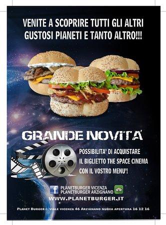 Planet Burger Arzignano Restaurant Reviews Phone Number & s