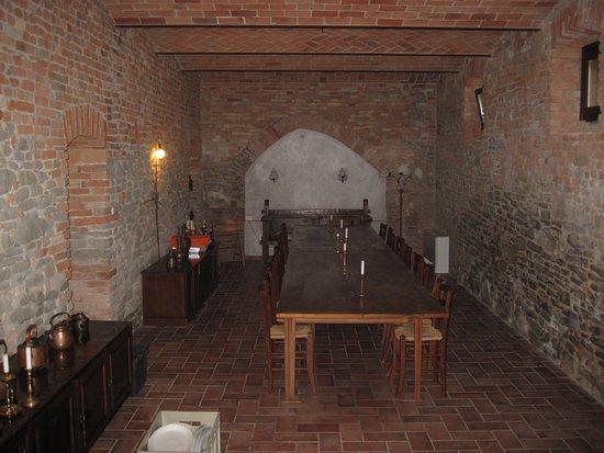 Cascina Blon: The cellar
