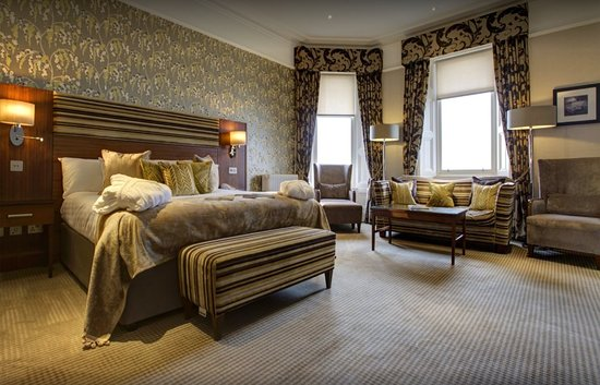 Crieff Hydro Hotel and Resort: Executive suite